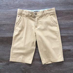 Tommy Hilfiger Khaki Shorts Boys Size 18